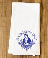 Mi Virgencita Linda Tea Towel