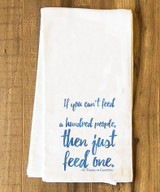 Just Feed One Tea Towel
