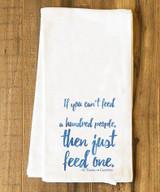Just Feed One Tea Towel