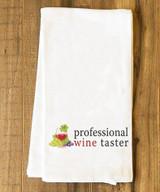 Professional Wine Taster Tea Towel