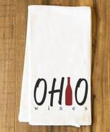 Ohio Wines Tea Towel