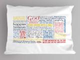 Saint Teresa of Calcutta Quote pillowcases