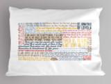 St. Ignatius quote pillowcase