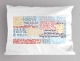 Saint Peter Quote Pillowcase