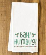 Bah Humbug Tea Towel