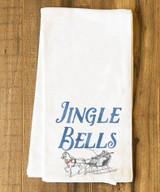 Jingle Bells Tea Towel