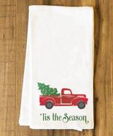 'Tis the Season Tea Towel