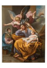 Joseph's Dream by Vicente López Portaña Print