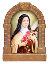 St. Therese Outdoor Garden Shrine