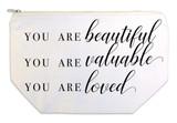 """You are Beautiful"" Multi Purpose Bag"