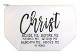 """Christ Beside Me"" Multi Purpose Bag"
