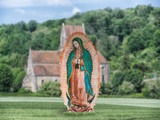 Our Lady of Guadalupe Outdoor Lifesize Display