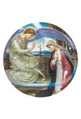 The Annunciation by Edward A Fellowes-Prynne Print