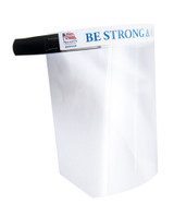Face Shield with Assorted Message of Hope
