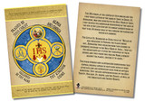 Holy Name Emblem Faith Explained Card - Pack of 50