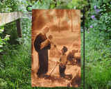 Gift of the Shepherd Outdoor Garden Flag