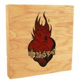 Immaculate Heart Rustic Box Art