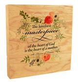 The Loveliest Masterpiece Rustic Box Art