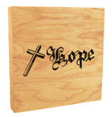 Hope Rustic Box Art