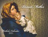 Catholic Liturgical Calendar 2021: Art with Mary