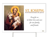 St. Joseph (Younger) Yard Sign