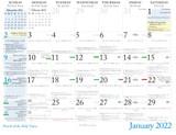 Catholic Liturgical Calendar 2022: Inspirational