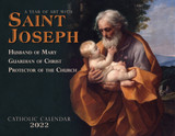 Catholic Liturgical Calendar 2022: Saint Joseph