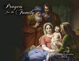 Catholic Liturgical Calendar 2022: Prayers for the Family