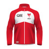 Sydney Swans 2019 ISC Womens Wet Weather Jacket Red