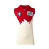 Sydney Swans FOF Adults Wool SS Guernsey - QBE 89