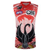 Sydney Swans 2021 Nike Womens Marn Grook Indigenous Guernsey
