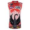 Sydney Swans 2021 Nike Mens Marn Grook Indigenous Guernsey