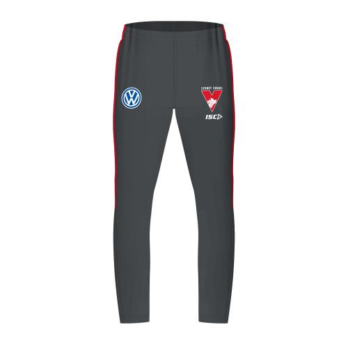 Sydney Swans 2019 ISC Mens Tracksuit Pants Carbon