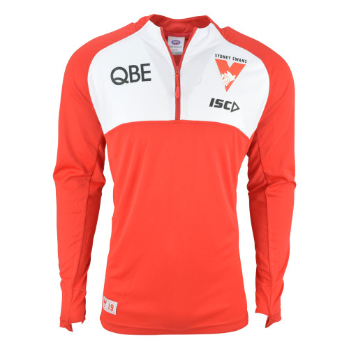 Sydney Swans 2019 ISC Womens Elite Training Top Red