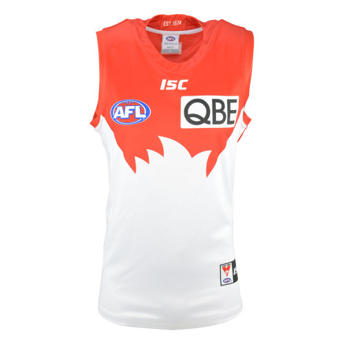 Sydney Swans 2019 ISC Kids Home Guernsey Red