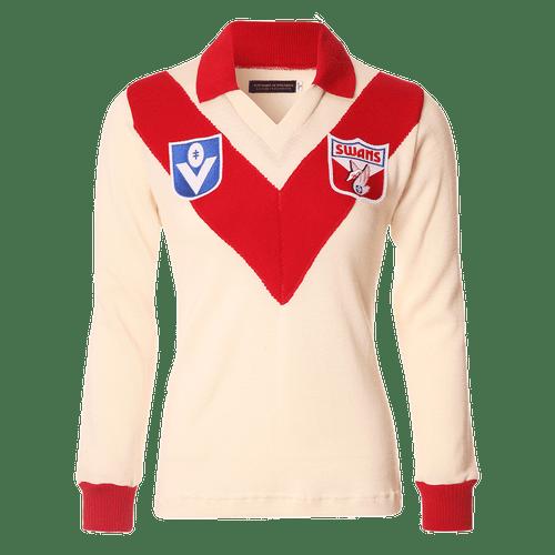 Sydney Swans Womens Merino Wool Jersey
