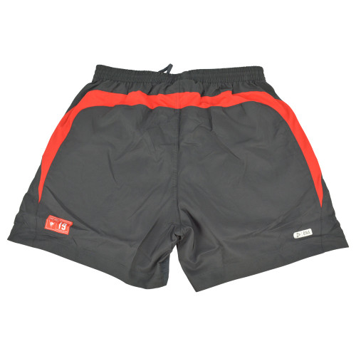 Sydney Swans 2019 ISC Mens Training Shorts Carbon