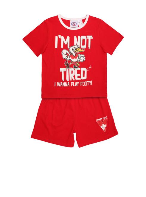 Sydney Swans 2019 Toddlers Pyjama Set