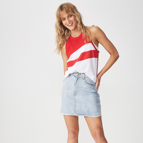 Sydney Swans 2019 Cotton:On Womens Muscle Tank