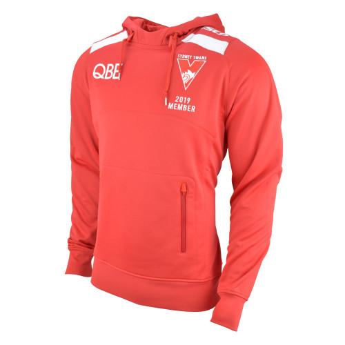 Sydney Swans 2019 ISC Member Hood - Mens