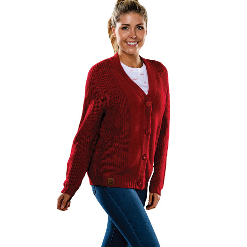 Sydney Swans 2019 Womens Wool Knit Cardigan