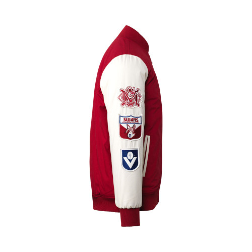Sydney Swans Mens Collegiate Jacket