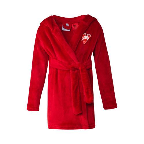 Sydney Swans The Robe Bathrobe 2.0 - Toddlers