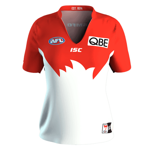 Sydney Swans 2017 Womens Home Guernsey