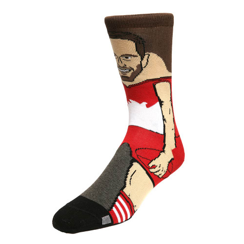 Sydney Swans Adults Kennedy Nerd Socks