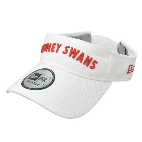 Sydney Swans 2019 New Era Diamond Era Visor White