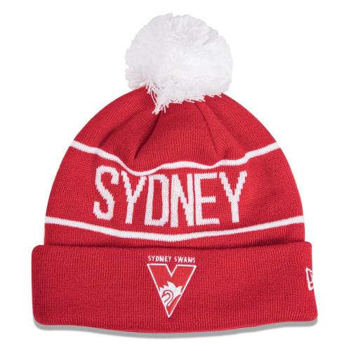 Sydney Swans New Era Premium Knit Beanie