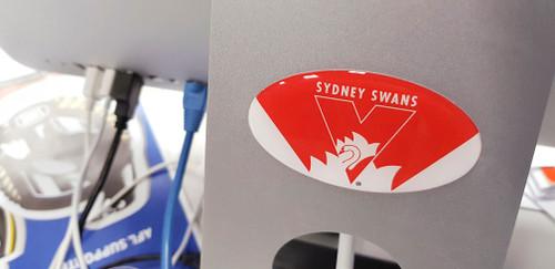 Sydney Swans Lensed Supporter Logo