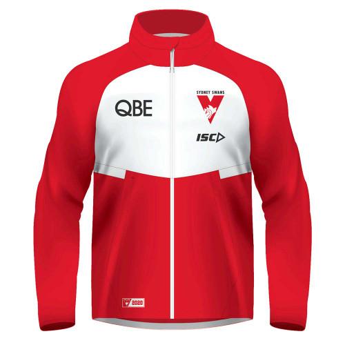 Sydney Swans 2020 ISC Womens Wet Weather Jacket