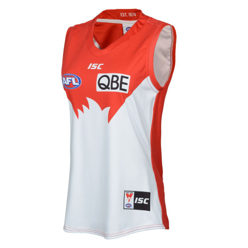 Sydney Swans 2020 ISC Womens Home Guernsey